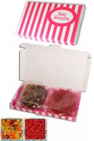 Gift Sweets - 250g Squirrel Floral Gums & 250g Squirrel Cherry Lips