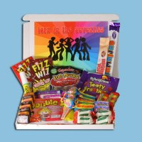Born in the Seventies Retro Sweets Mini Gift Box