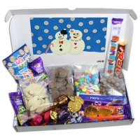 Christmas Chocolate Large Gift Box