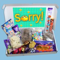 Sorry Large Chocolate Gift Box