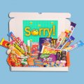 Sorry Large Retro Sweets Box: