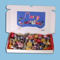 Christmas Office Sweets Gift Box