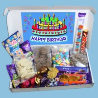 Birthday Large Chocolate Gift Box