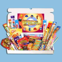 Born in the Eighties Retro Sweet Large Gift Box