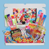 Gluten and Dairy Free Retro Sweets Selection