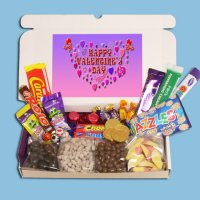 Valentines Day Large Chocolate Gift Box