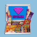 Supermum Mini Retro Sweets Box - Mothers Day