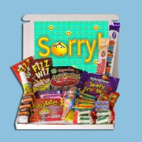 Sorry Mini Retro Sweets Box