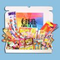Born in the Seventies Retro Sweets Large Gift Box