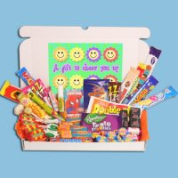 Cheer Up Large Retro Sweets Box:
