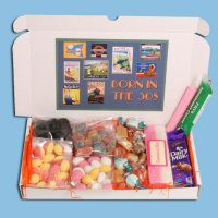 Born in the Thirties Sweets Large Gift Box