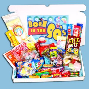 Born in the Nineties Sweets Large Gift Box [GPK1051]