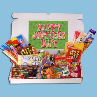 Mothers Day Large Retro Sweets Box