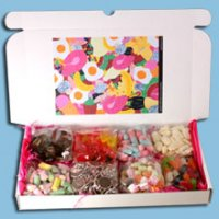 Pick n Mix Sweets Picnic Large Gift Box