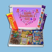 Happy Valentines Chocolate Mini Gift Box