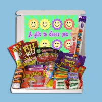 Cheer Up Mini Retro Sweets Box