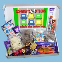 Driving Congratulations Large Chocolate Gift Box