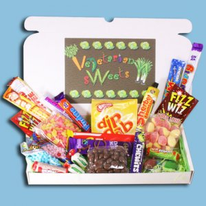 Vegetarian Sweets Large Gift Box
