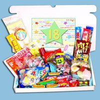 18th Birthday Sweets Gift Box