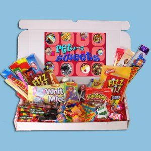 Retro Sweets Gift Box - Two [GPK1080]