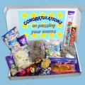 Exam Congratulations Large Chocolate Gift Box