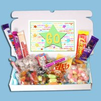 60th Birthday Sweets Gift Box