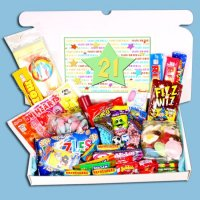 21st Birthday Sweets Gift Box