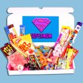 Supermum Large Retro Sweets Box - Mothers Day