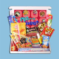 Retro Sweets Mini Gift Box