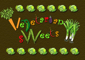 vegetarian sweets gift card