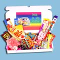 Born in the Sixties Retro Sweets Large Gift Box