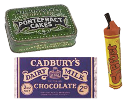 sweets from the past