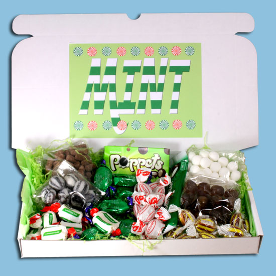 Mints Selection Large Gift Box
